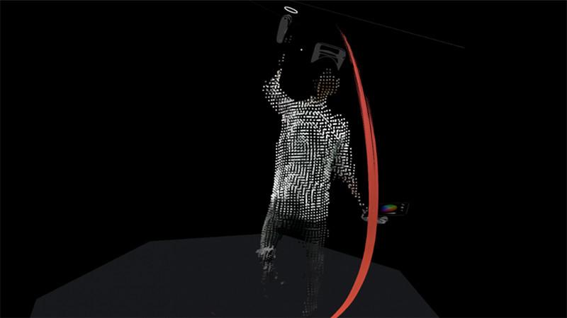 De l'art collaboratif grâce à la réalité virtuelle