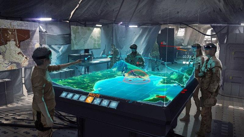 L'armée de l'air australienne se penche sur la réalité augmentée