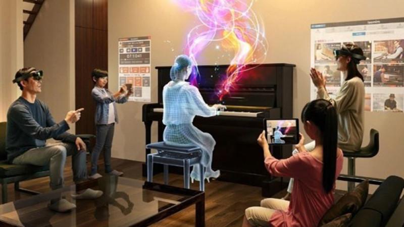 Apprenez à jouer du piano grâce à la réalité augmentée