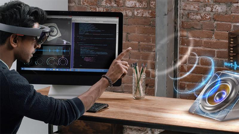 2019 : une nouvelle génération de casque AR HoloLens ?