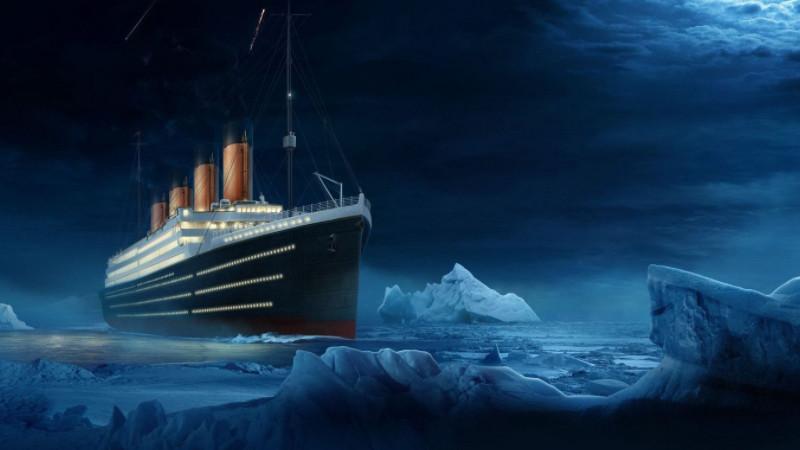 Effrayant mais captivant: le naufrage du Titanic en VR  !