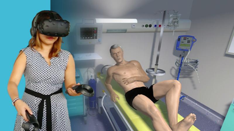 TOP 5 des projets VR pour la médecine !