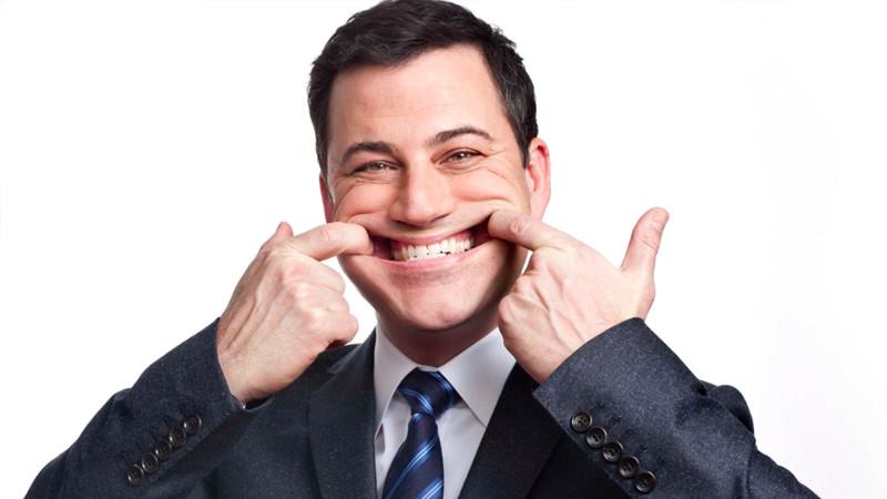 De la VR sur le plateau de Jimmy Kimmel ?