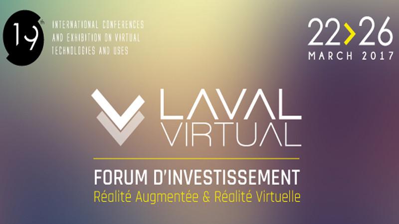 Laval Virtual : ouvert au public dès vendredi soir (24 mars)