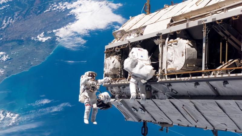 MissionISS : la station spatiale en réalité virtuelle par Oculus et la NASA