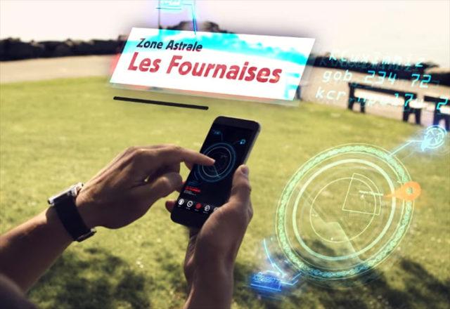 Opticale : du jeu, du fantastique, de la réalité augmentée !