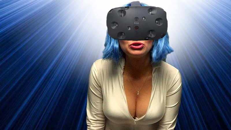 De la pornographie sur Playstation VR ? Ah bon ?