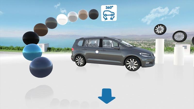 De la réalité virtuelle chez Volkswagen