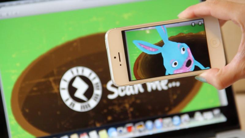 Zappar : près de 4 millions pour l'App Zapworks