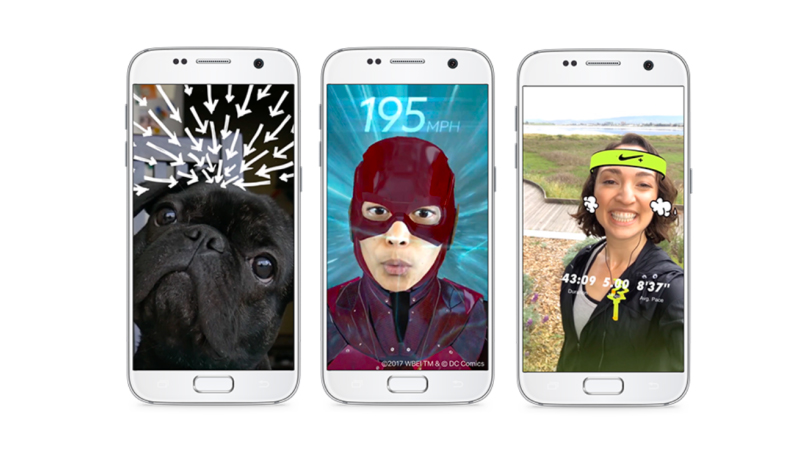 Camera Effects: la nouvelle plateforme AR de Facebook