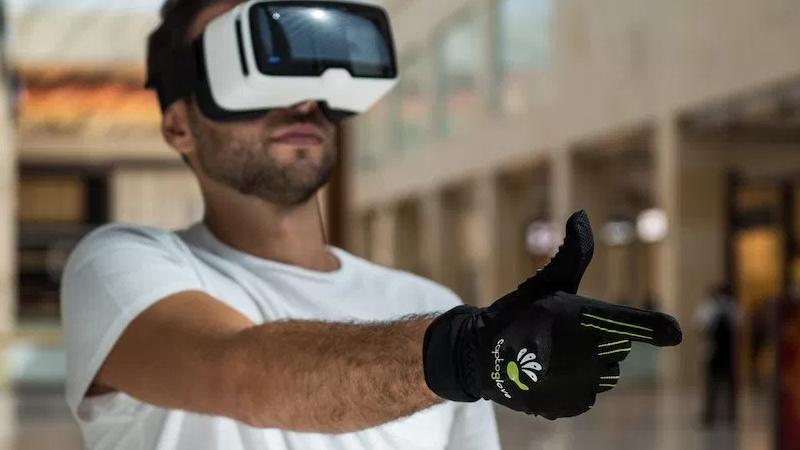 CaptoGlove : des gants pour les contrôler tous ?