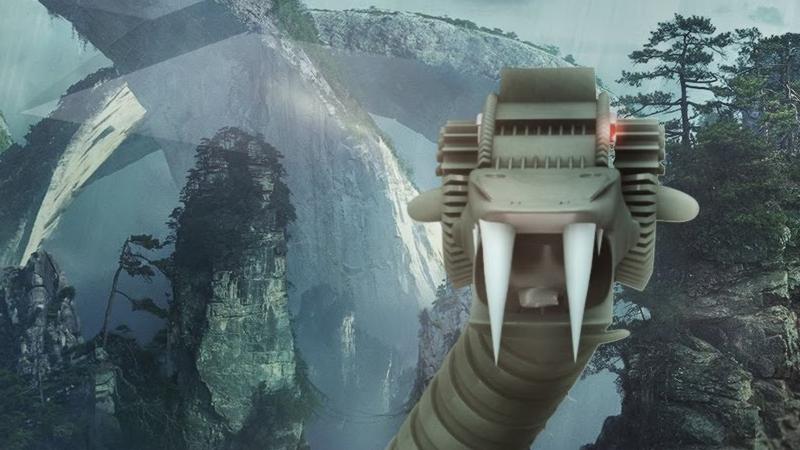 Cybersnake : votre jeu préféré en réalité augmentée