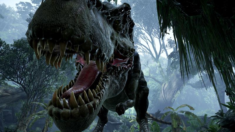 « La vallée des dinosaures » en réalité virtuelle