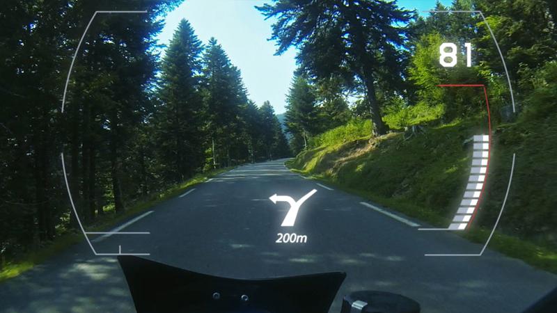 Eyelights : un GPS en réalité augmentée ?