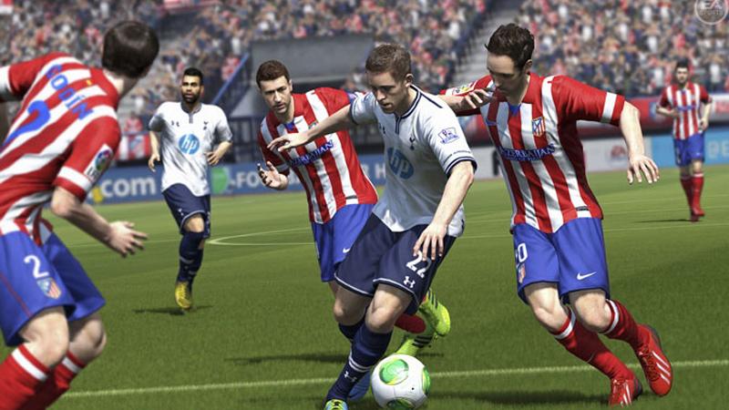 FIFA 18 : et si celui-ci était en réalité virtuelle ?