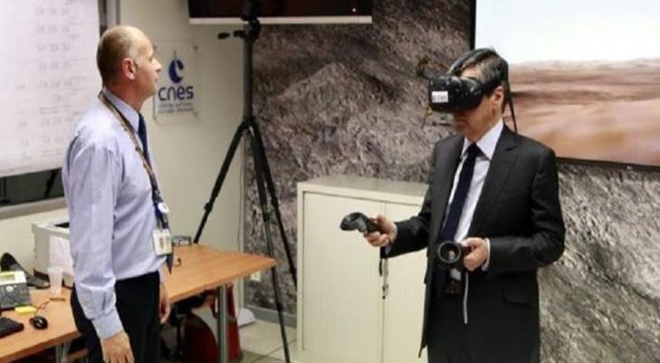 News : François Fillon et la réalité virtuelle !
