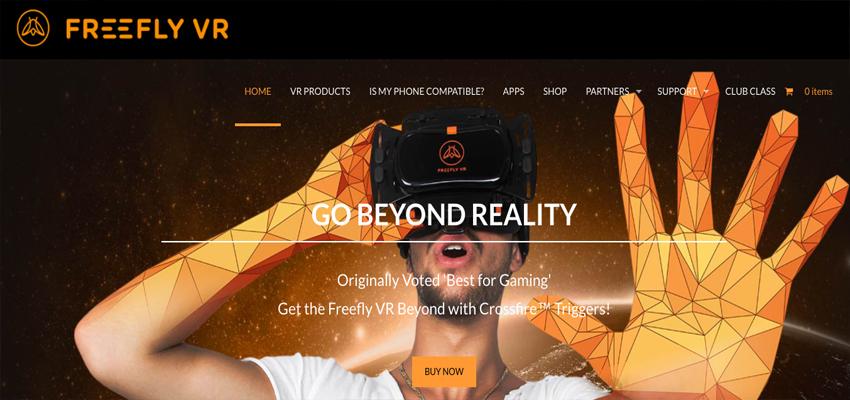 Casque VR : Freefly VR Beyond débarque dans l'Hexagone !