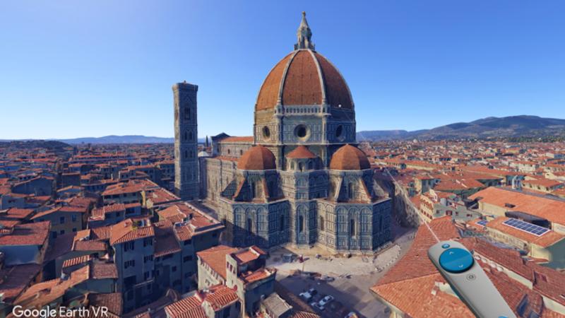 Google Earth VR : encore plus beau, encore plus puissant