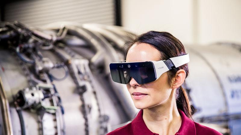 Daqri continue d'équiper les employés avec la réalité augmentée