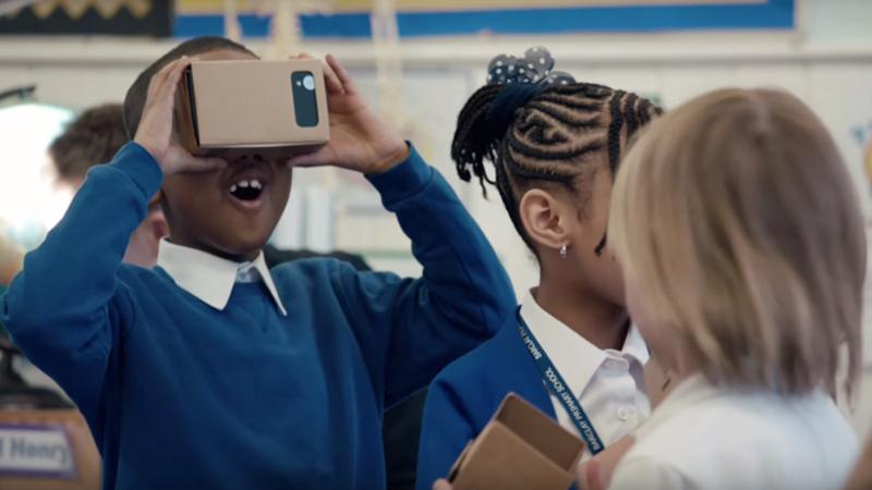 Google Expeditions : éduquer grâce à la réalité augmentée