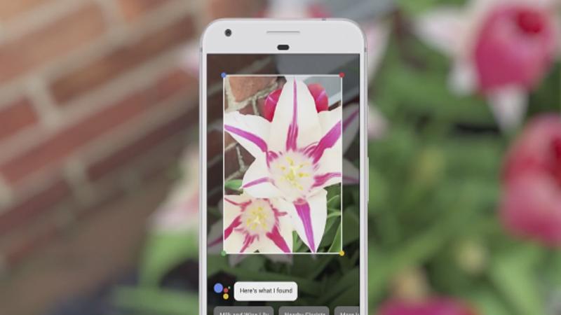 Google Lens analyse les images en réalité augmentée !