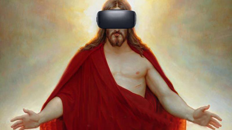 Quand la réalité virtuelle redonne un second souffle à la religion