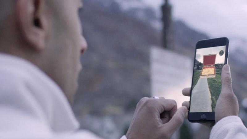Seek: gagnez des produits grâce à la réalité augmentée