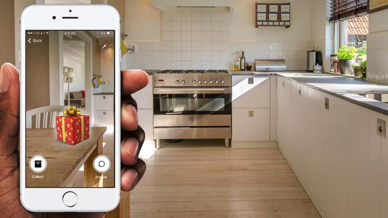 Avec The Paperlane, envoyez des messages en réalité augmentée