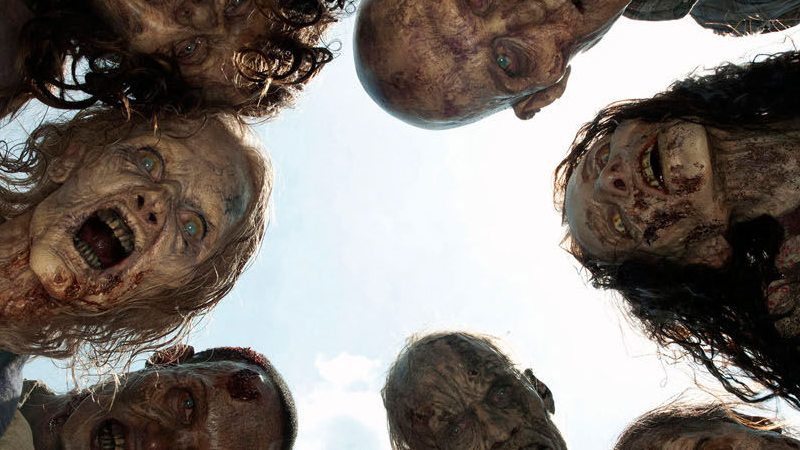The Walking Dead : des zombies en réalité virtuelle ?
