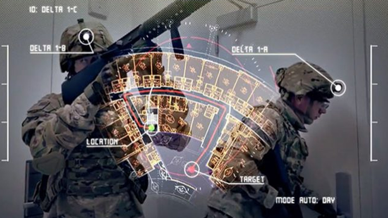 4 projets de réalité virtuelle pour l'armée