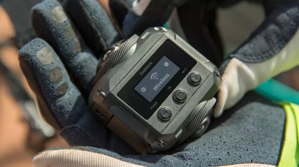 Garmin : une caméra 360 waterproof pour vos vacances