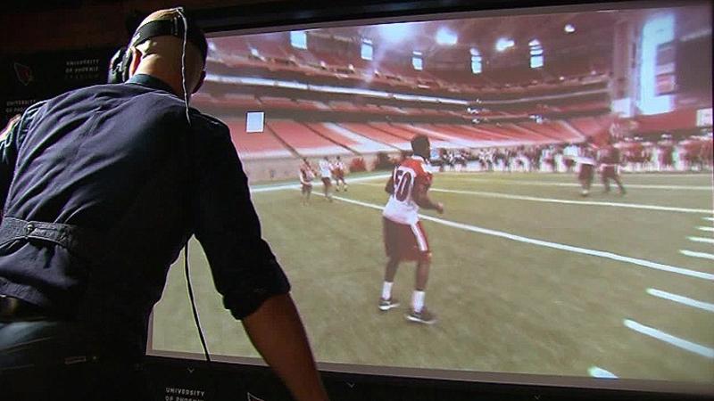 LiveLike : des matchs de football en VR … et sans casque!