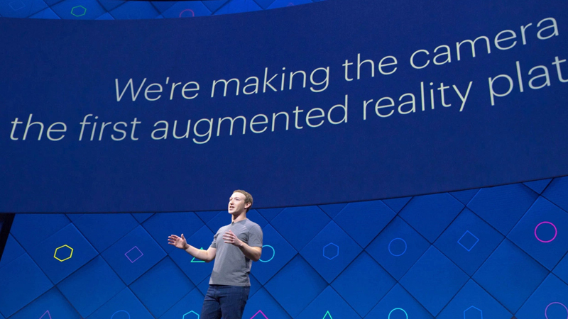 Facebook est encore loin d'être LA plateforme de réalité augmentée