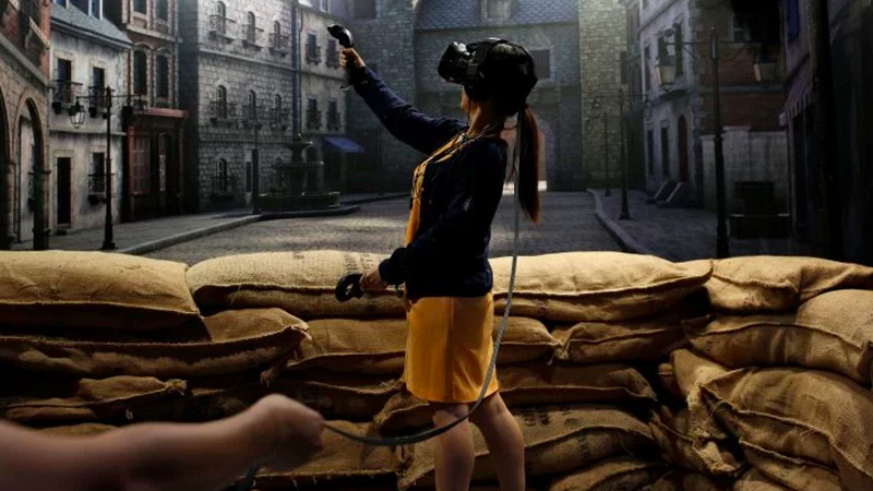 De la réalité virtuelle à la galerie Tate Modern