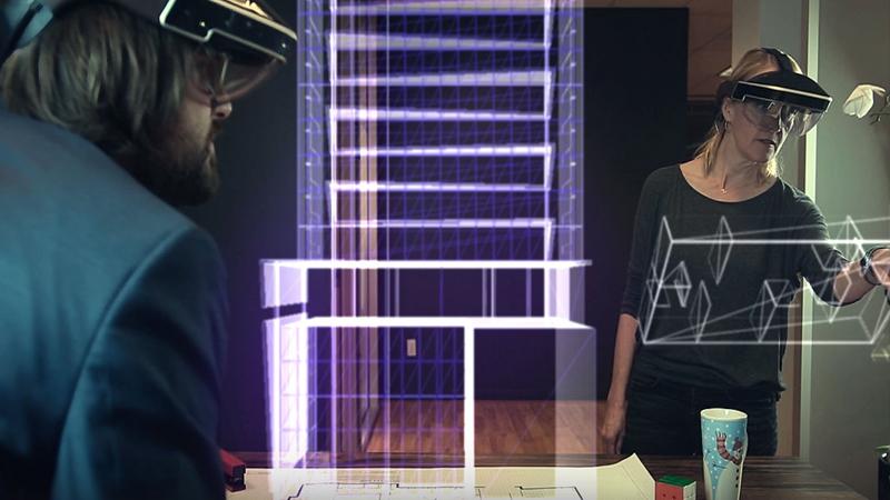 La réalité augmentée change notre manière de travailler