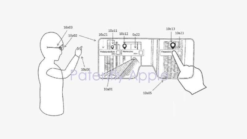 Un nouveau brevet qui prouve l'existence des Apple Glasses?