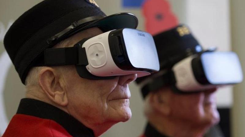Quand la VR recréé la bataille de Passchendaele