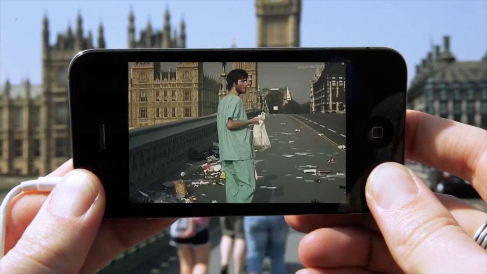 Magique: la réalité augmentée sur iPhone