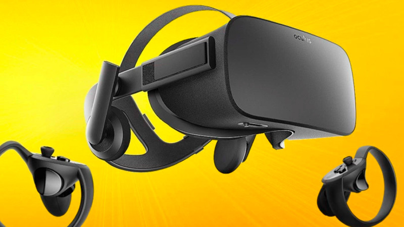 Le Pack Oculus Rift et les contrôleurs Touch pour 399 dollars seulement