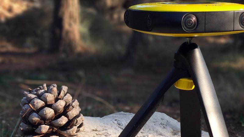 VUZE : la caméra VR est en pré-commande !