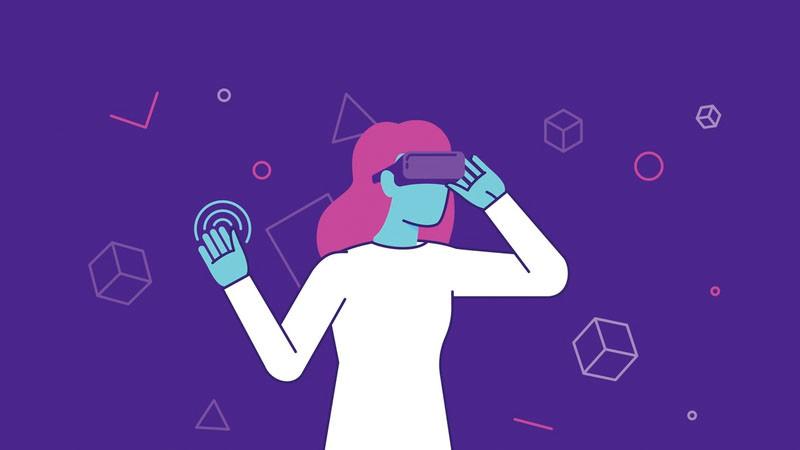 Decentraland : de la VR et de la blockchain!