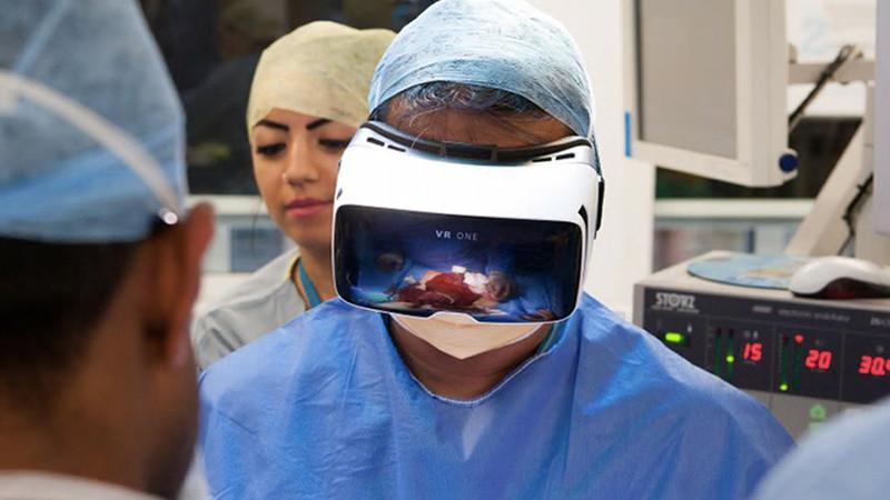 Les 5 challenges de la VR pour la médecine