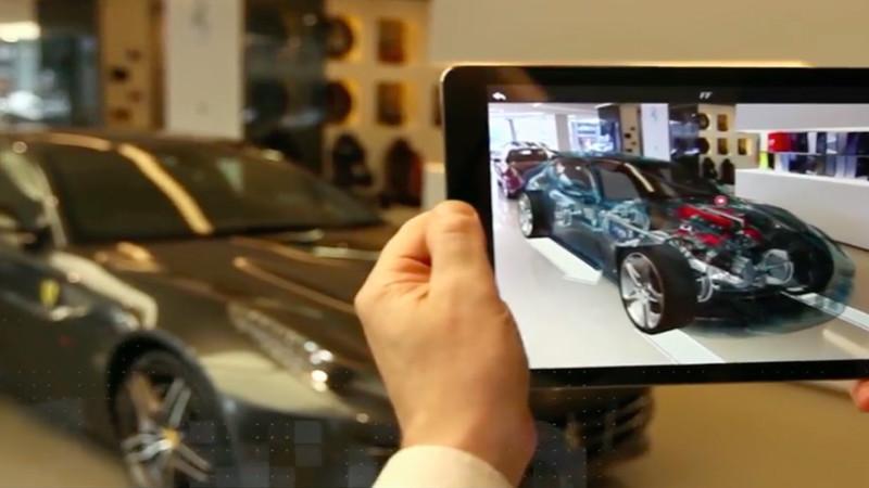 Genesis : un manuel automobile en réalité augmentée