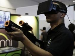 jeu vidéo VR