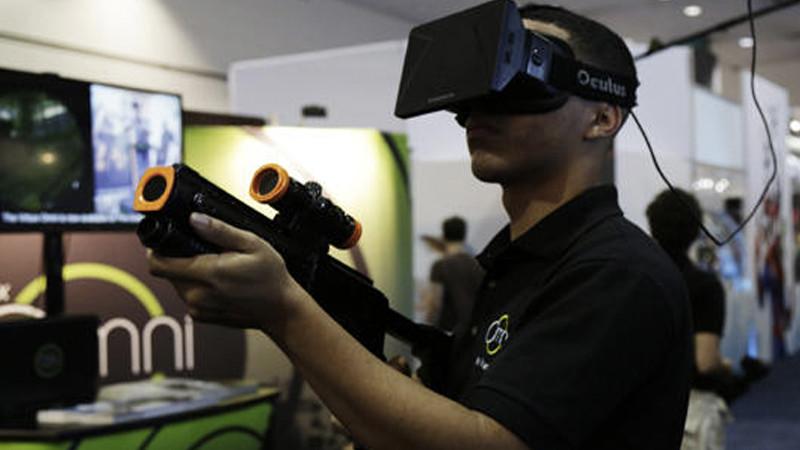 Enfin, le premier jeu vidéo VR contrôlé par la pensée !