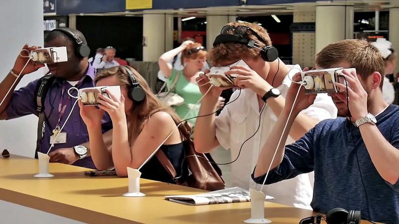 Marketing : la réalité virtuelle est un outil d'engagement
