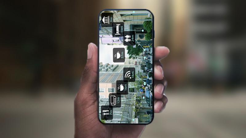 Apple et le premier smartphone AR