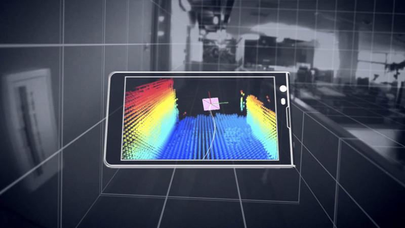 Zoom sur la technologie Tango de Google