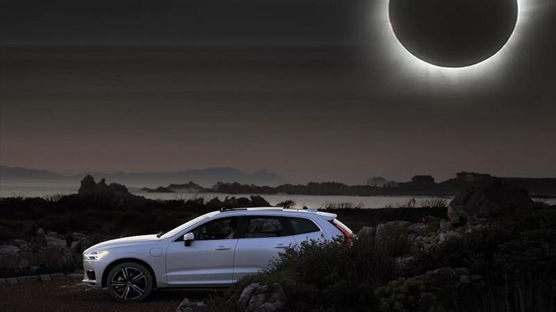 Total Solar Eclipse : Volvo vous offre des éclipses en VR