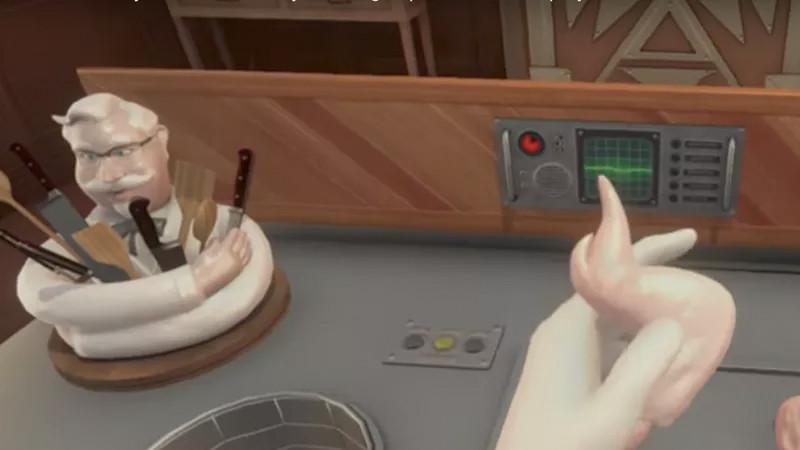 Bof : KFC entraine ses employés avec de la VR !